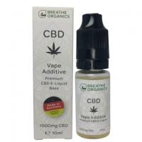 Breathe Organics Premium CBD Liquid Base 1000 mg