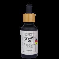 Breathe Organics Premium CBD Gold Hanf Öl *RECOVER ME*