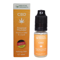 Breathe Organics Tropical Thunder 100/300/600mgNEU