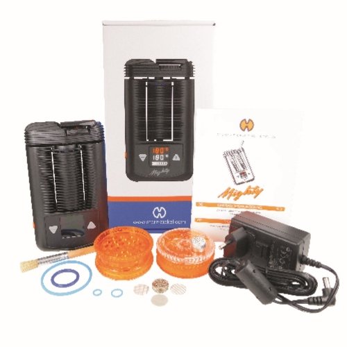 Mighty Vaporizer Komplett-Set