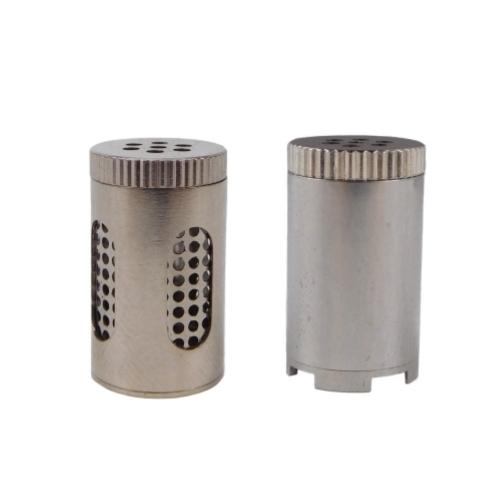 FocusVape Steel Pods Dry Herb- und Liquid Set (2 Kapseln)