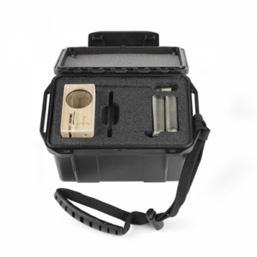 Vape Case Magic Flight Launch Box und Muad-Dib Concentrate (zweilagig)