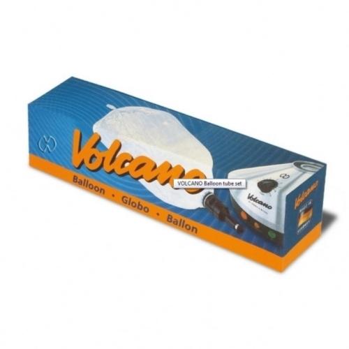 Volcano Solid Valve Ballon Set (klein / 3 Boxen = 15 Stück)