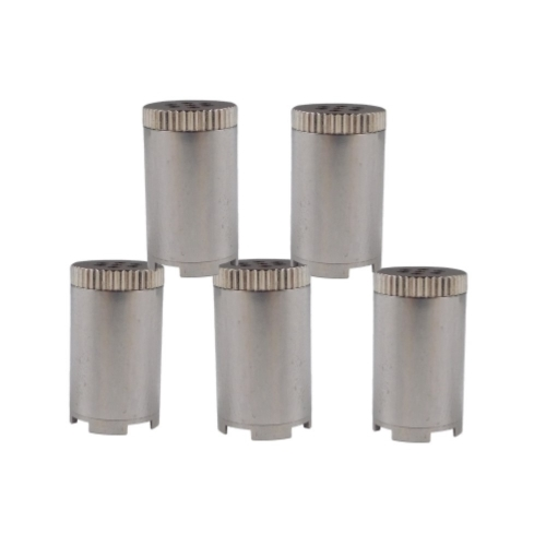 FocusVape Steel Pod Liquide 5 Stück (Kapsel für Öle, Konzentrate, Liquide)