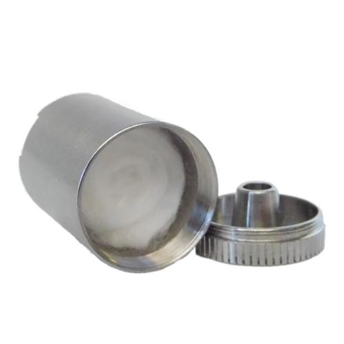 FX Plus/Boundless CFX Liquid Steel Pod (Kapsel für Öle, Konzentrate & Extrakte)