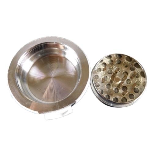 Alu-Grinder (50 mm) dreiteilig Pokeball