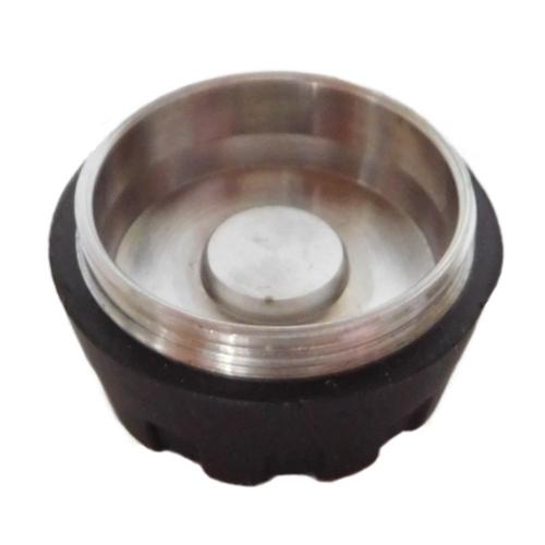FocusVape Verschlusskappe in Schwarz