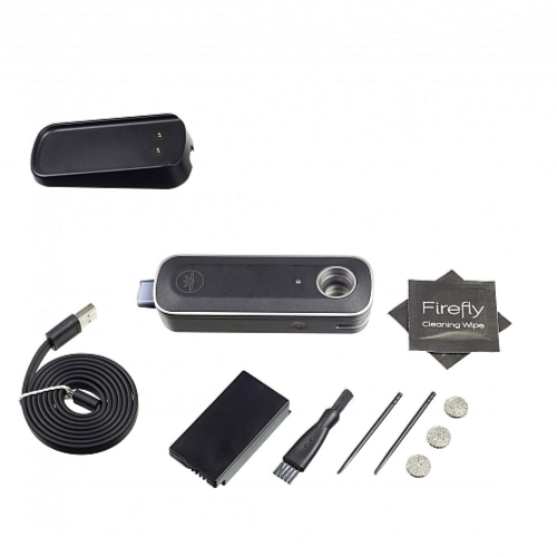 Firefly 2 Vaporizer *Jet Black* *Refurbished/B-Ware*