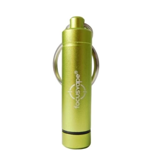 Focusvape Steel Pod Container Schlüsselanhänger (ohne Pods) *Grün*