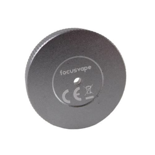 FocusVape Pro S Verschlusskappe *Gun Metal*