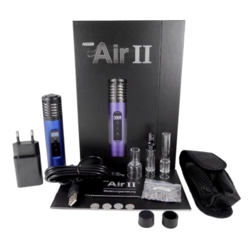 Arizer Air II AquaVape³ Set *Mystic Blue*