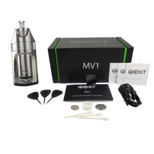 Ghost MV1 Vaporizer *Nickel*
