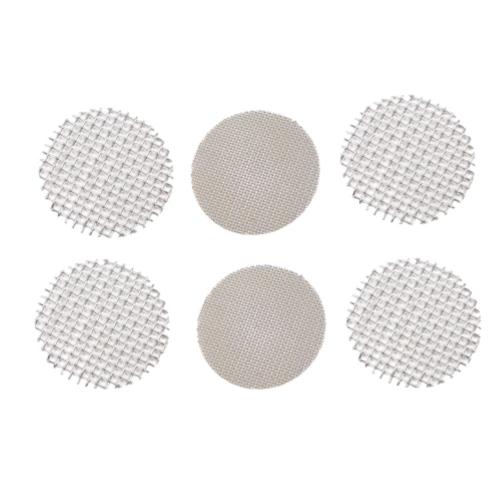 Siebe-Set Ø 15,0 mm (4 x grob und 2 x fein) für Crafty / Mighty