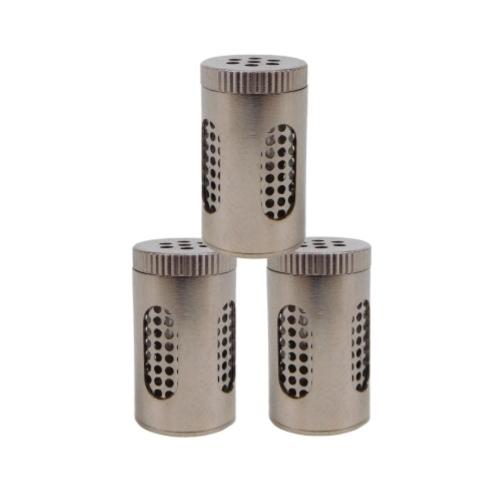FocusVape Steel Pod Dry Herb 3 Stück (Kapsel für Kräuter)