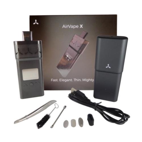 AirVape X Vaporizer *Schwarz*