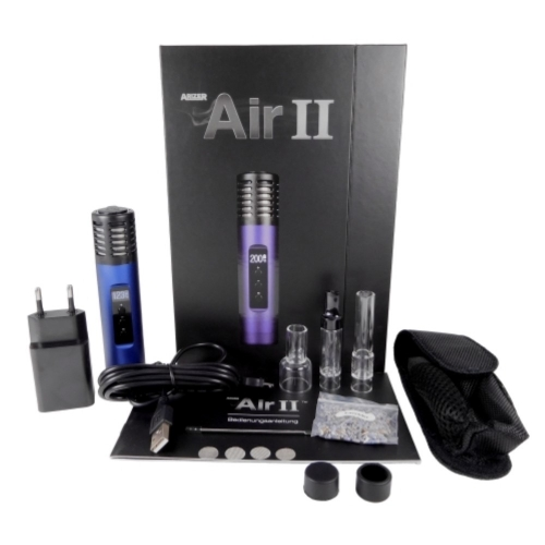 Arizer Air II Vaporizer *Mystic Blue* *Refurbished*