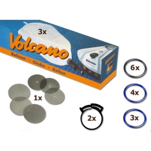 Volcano Solid Valve Wear & Tear Zubehör Set