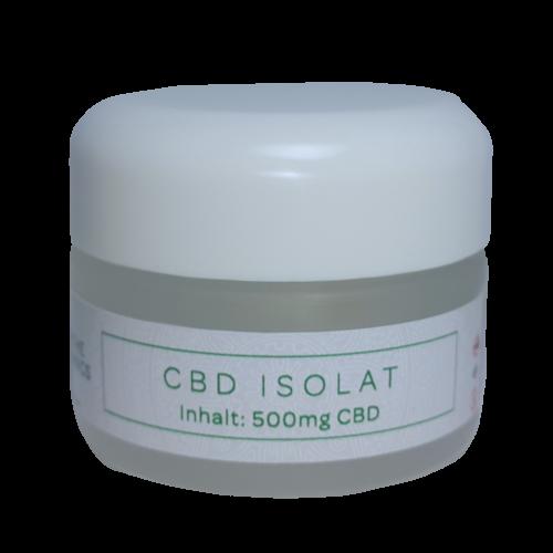 Breathe Organics Premium CBD Isolat (500 mg)
