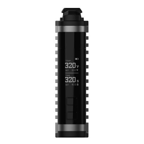 FENiX 2.0 Vaporizer *Gun Metal* Bubbler Set