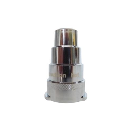 AquaVape³ Wasserfilter mit 14/18er Adapter aus Edelstahl für Boundless CF/CFX