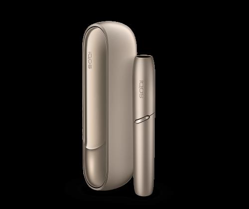 IQOS 3.0 Kit *Brilliant Gold*