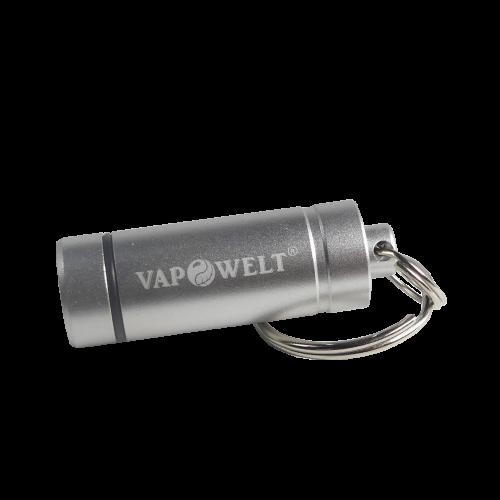 Vapowelt Capsule Caddy Transportbehälter für 2 Kapseln (für WOLKENKRAFT ÄRIS, FX MINI, FENiX MINI)