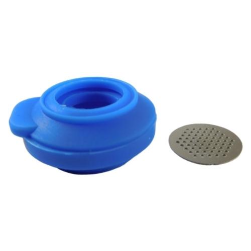 WOLKENKRAFT FX MINI Silikonring mit Sieb für Mundstück