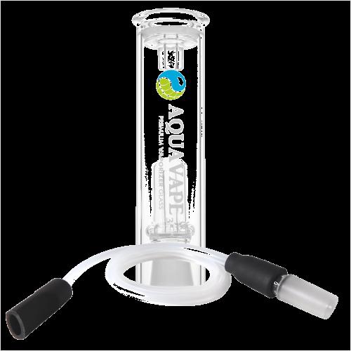 AquaVape³ Wasserfilter mit 14 Universal Adapter + Schlauch