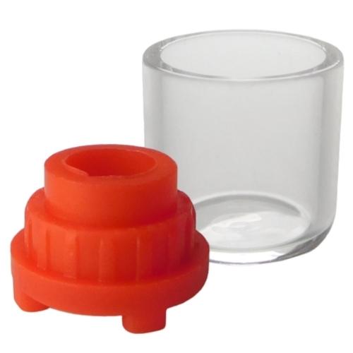 WOLKENKRAFT FX MINI Wax Pod für Extrakte/Wachse/Öle