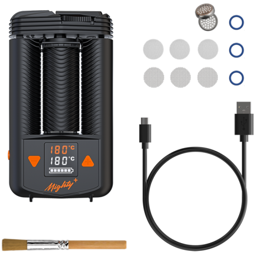 Mighty+ (Plus) Vaporizer Komplett-Set