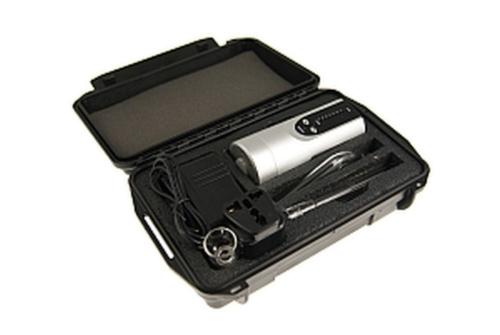 Vape Case - Transportkoffer für den Arizer Solo Vaporizer (einlagig)