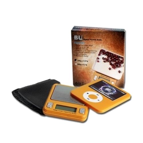 Digitalwaage BLscale 0,01 - 100g MP-3 Design