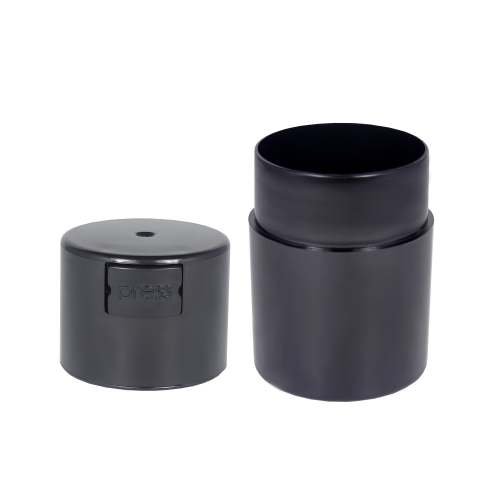 Vakuum Box *Schwarz* 60 ml