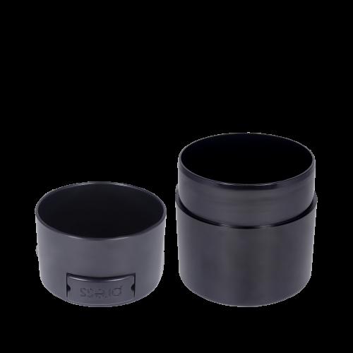 Vakuum Box *Schwarz* 120 ml