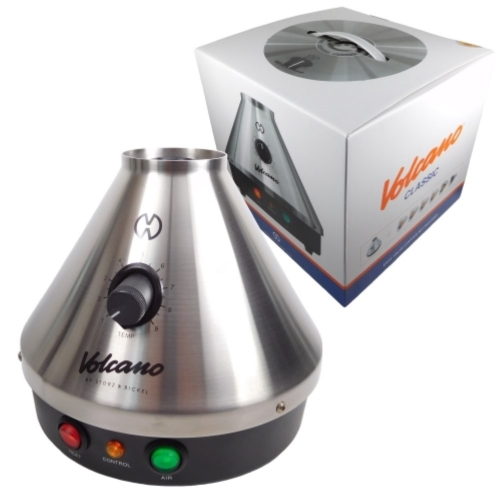 how to use a volcano vaporizer classic
