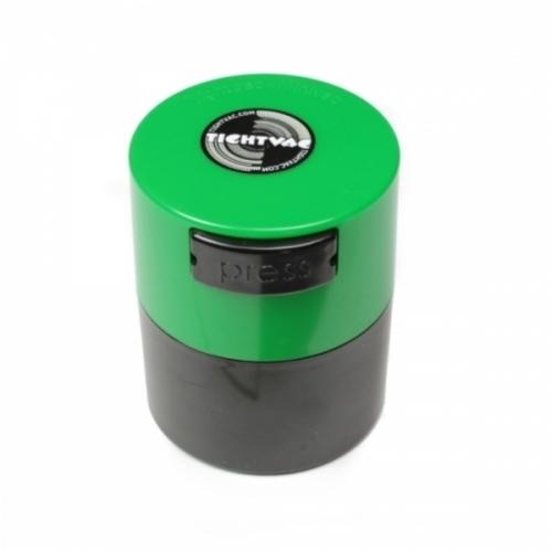 tightvac minivac vakuum box gr n schwarz vapowelt vaporizer shop vaporizer g nstig kaufen. Black Bedroom Furniture Sets. Home Design Ideas