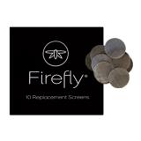 Firefly Ersatzsiebe / Replacement Screens Ø 14,0 mm(10 Stück)