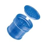 FlowerMate LoadX Dry Grinder (Blau) inkl. 2 Steel Pods