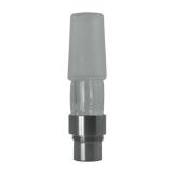 FlowerMate Glasadapter für Wasserfilter (14er Schliff)