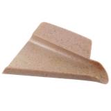 Scoop Kräuterschaufel zum Befüllen Sand aus Hanf