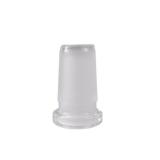 DaVinci IQ Wasserfilter Adapter aus Borosilikatglas (10 mm auf 14 mm) kurz