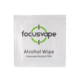 FocusVape Alkohol-Reinigungstücher