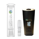 Arizer Solo 2 Vaporizer AquaVape³ Set *Carbon Black*