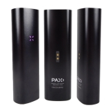 PAX 3 Vaporizer Complete Kit *Charcoal* (Schwarz, matt) *Refurbished/B-Ware*