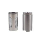 FlowerMate Steel Pods Dry Herb- und Liquid Set (2 Kapseln)