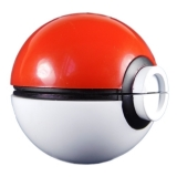 Alu-Grinder (50 mm) dreiteilig Pokeball *Refurbished/B-Ware*