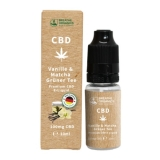 Breathe Organics 10ml Vanille & Matcha (100mg)