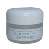 Breathe Organics Premium CBD Isolat (500 mg)