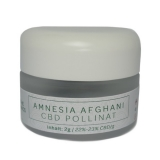 Breathe Organics Premium CBD Pollinat (2 g) Amnesia Afghani