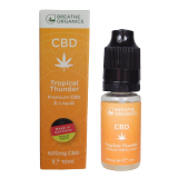 Breathe Organics 10ml Tropical Thunder (600mg)